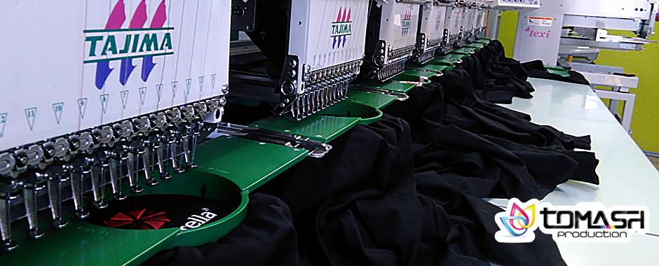 vez na tekstilu