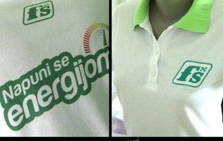 stampa i vez na polo majicama