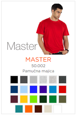 Master Majice Model