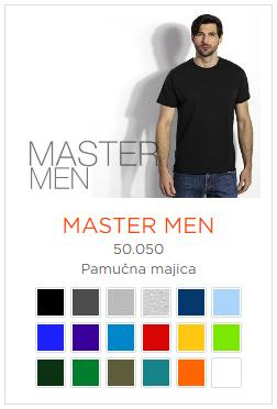 Master Man Majica Model