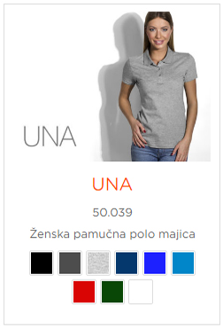 Zenska polo majica model 4