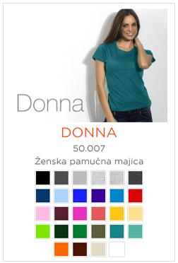 Zenske Majice Donna model